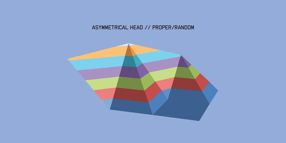 Asymmetrical Head - Proper/Random