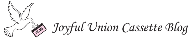 Joyful Union Banner WHITE
